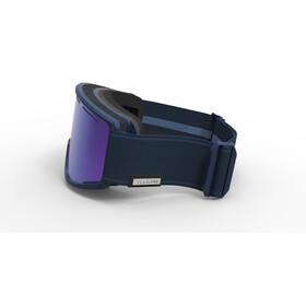 Spektrum Templet Goggles spektrum blue/brown revo mirror blue